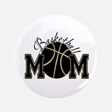 "Basketball Mom 3.5"" Button (100 pack)"