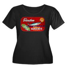Sebastian Sardine Label T