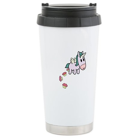 Unicorn Sweets Stainless Steel Travel Mug