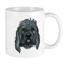 Black Labradoodle One Mug