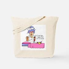 Nurse Trust Me Tote Bag