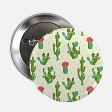 "Cactus Pattern 2.25"" Button (100 pack)"