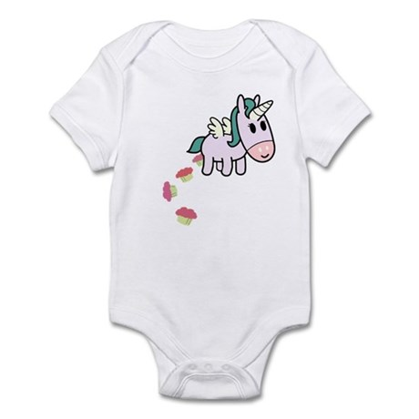 Unicorn Sweets Infant Bodysuit