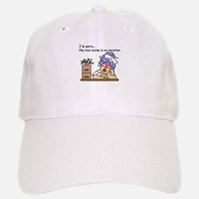 Nurse on Vacation Baseball Baseball Cap