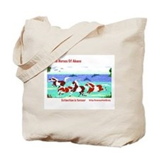 Running Wild in Abaco Tote Bag
