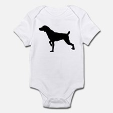 Brittany Spaniel Infant Creeper