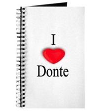 Donte Journal
