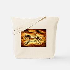 Cave Ponies Tote Bag