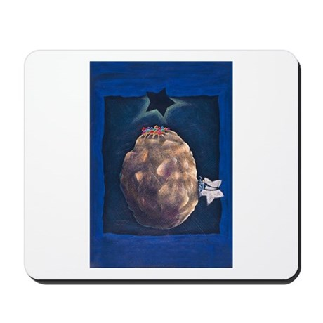 Climb to Star Mousepad