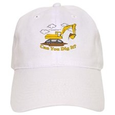 Can You Dig It? Baseball Cap