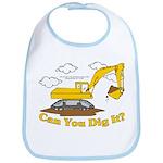 Can You Dig It? Bib