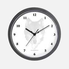 The Wolf... Wall Clock