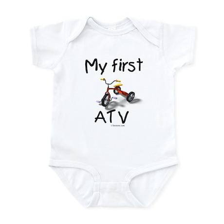 First ATV Infant Bodysuit