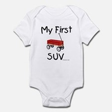 First SUV Infant Bodysuit