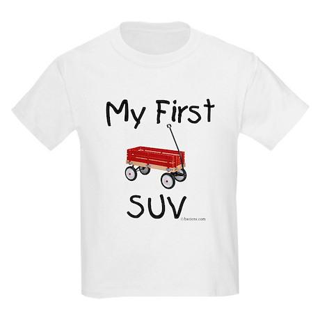 First SUV Kids Light T-Shirt
