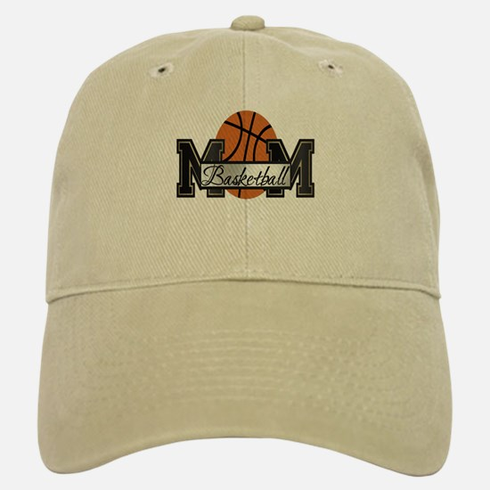 Basketball Mom Baseball Baseball Cap