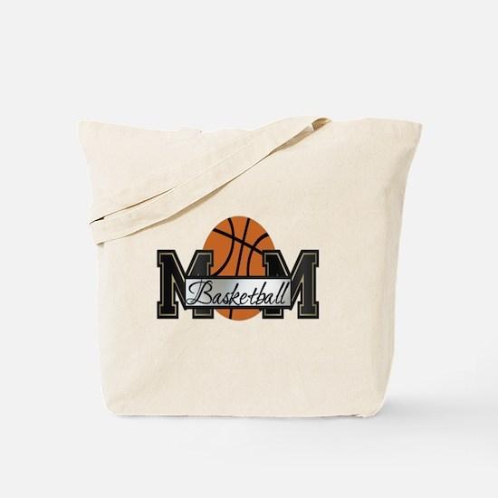Basketball Mom Tote Bag