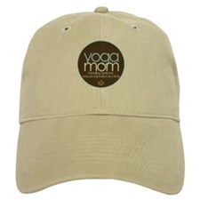 yoga mom t-shirt Baseball Cap