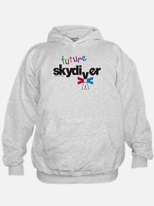 Kids Future Skydiver Hoodie