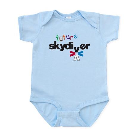 Infant Future Skydiver Bodysuit