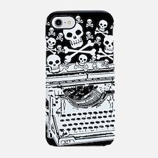 poison-typewriter_c.png iPhone 7 Tough Case