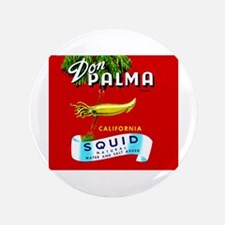 "Squid Label 2 3.5"" Button"