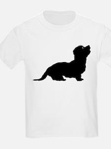 Dandie Dinmont Terrier Kids T-Shirt