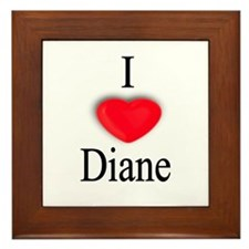 Diane Framed Tile