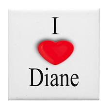 Diane Tile Coaster