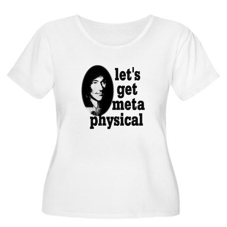 John Donne Women's Plus Size Scoop Neck T-Shirt