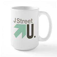 J Street U Mug