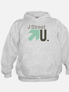 J Street U Hoodie