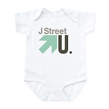 J Street U Infant Bodysuit