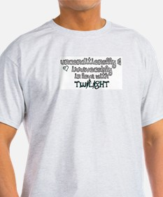 In Love with Twilight T-Shirt