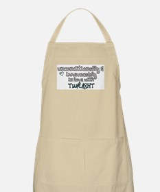 In Love with Twilight BBQ Apron