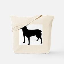 Entlebucher Sennenhund Tote Bag