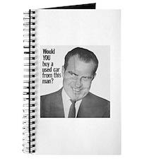 Nixon Used Car Journal