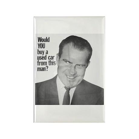 Nixon Used Car Rectangle Magnet