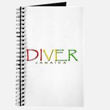 Diver Jamaica Journal