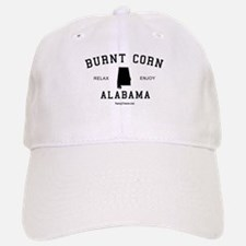Burnt Corn, AL Tees Baseball Baseball Cap