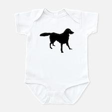 Flat-Coated Retriever Infant Creeper