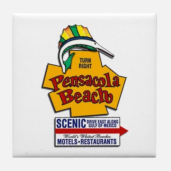 """Pensacola Beach """"Welcome Sign"""" Design Ti"""