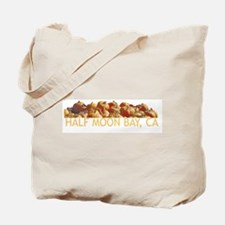 Pumpkins in Half Moon Bay Tote Bag