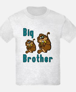 Big Brother with Monkeys T-Shirt