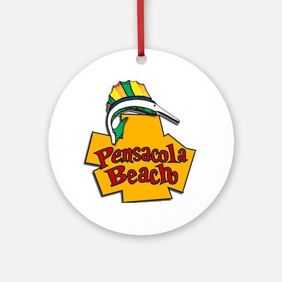 """Pensacola Beach """"Welcome Sign"""" Design Or"""