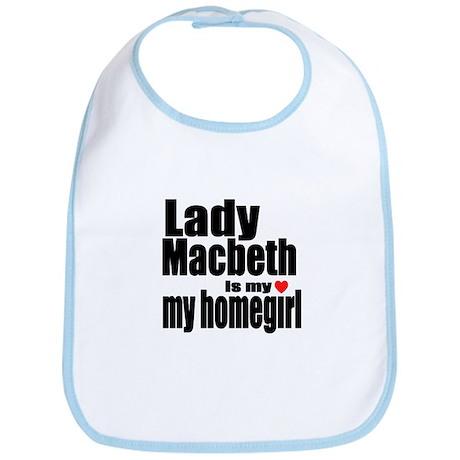 Lady M Bib