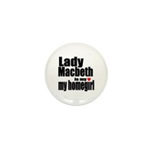 Lady M Mini Button (10 pack)