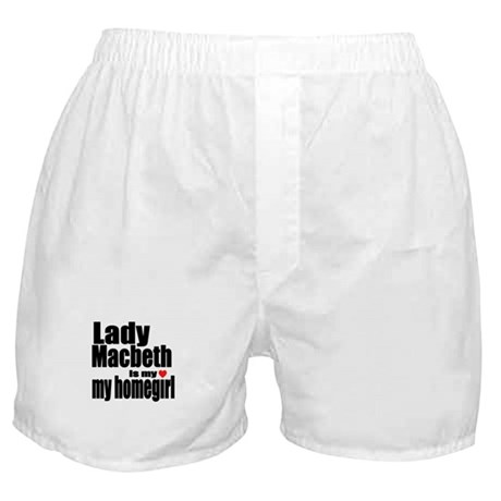 Lady M Boxer Shorts