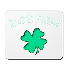 Boston Clover Mousepad