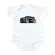 Viper Roadster Black Car Infant Bodysuit